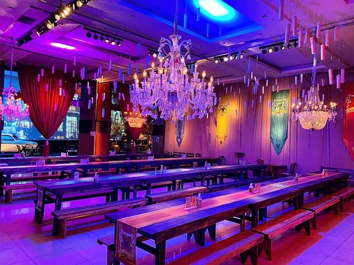 Restaurante temático do Harry Potter em SP: conheça o Magia & Bruxaria