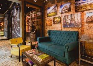 Café do Viajante em Curitiba é um dos lugares mais charmosos da cidade