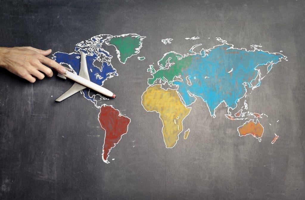 Partiu! Saiba quais países permitem o intercâmbio de brasileiros