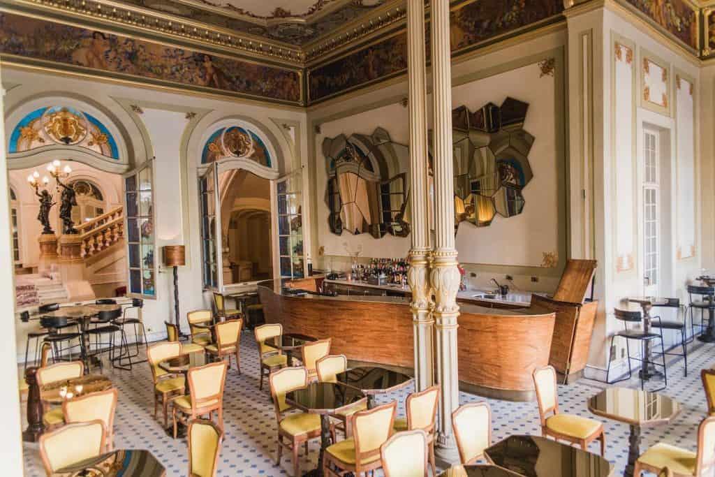 Theatro Municipal de SP abre as portas para almoço em salão histórico