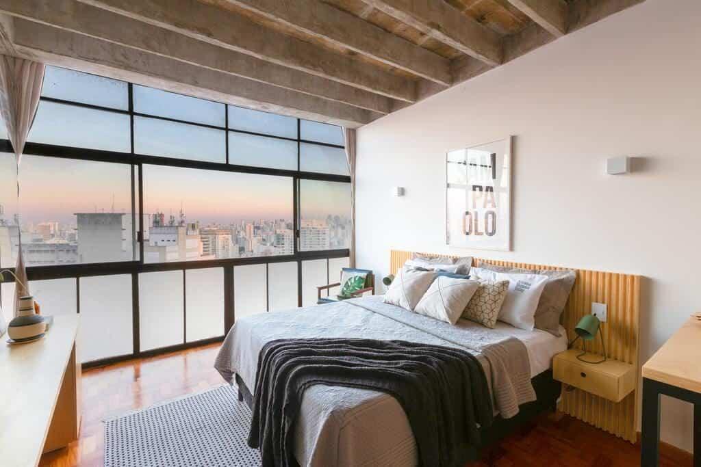 Aluguel de apartamento no Copan vira experiência diferente em São Paulo