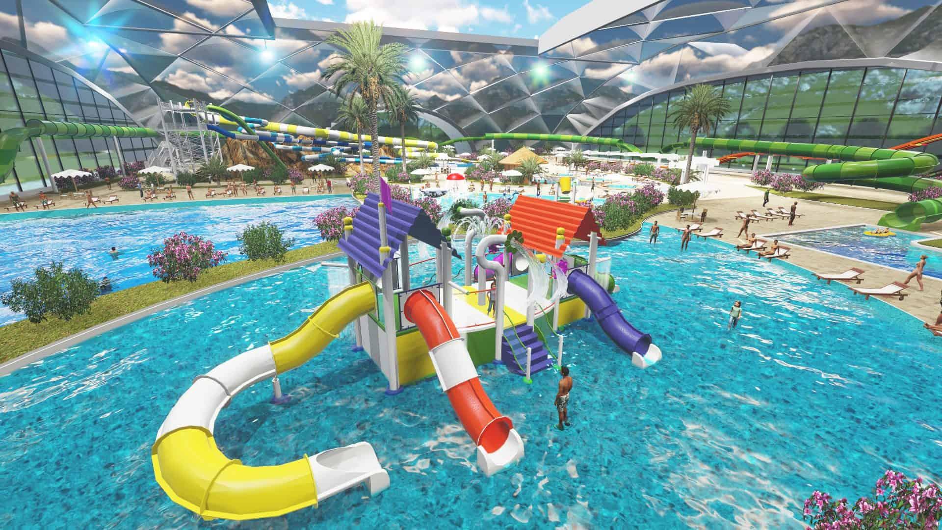 Conheça o novo parque aquático com águas termais emGramado