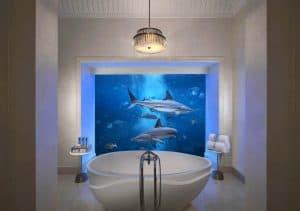 Booking.com selecionou cinco acomodações com banheiras que dão vista a paisagens maravilhosas