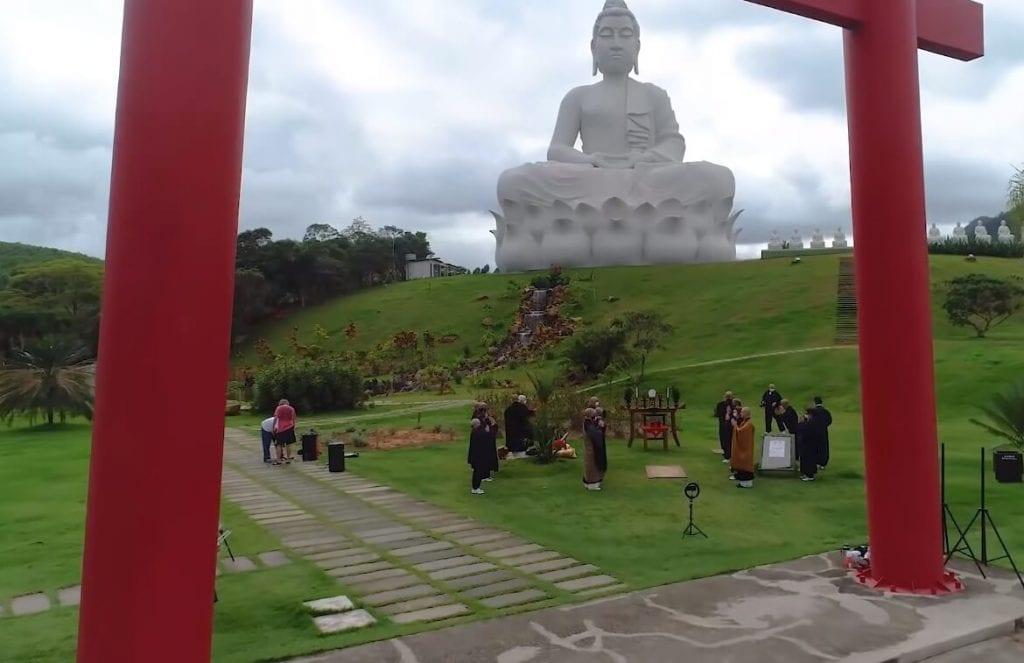 maior Buda do Brasil Ibiraçu ES