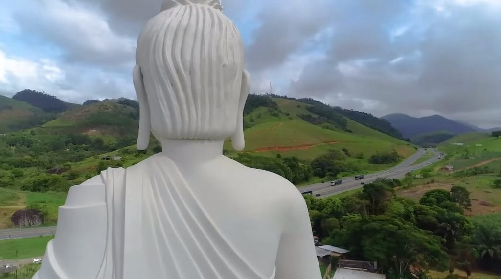 maior Buda do Brasil