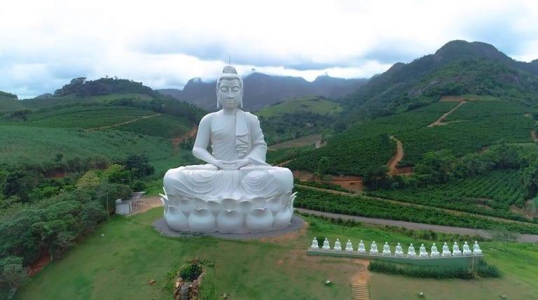 Maior Buda do Brasil fica em Ibiraçu, no Espírito Santo
