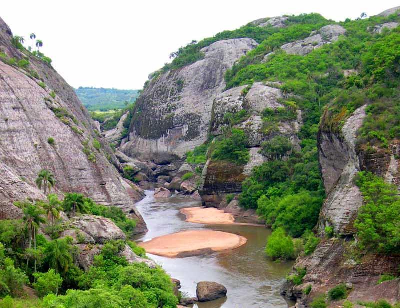 Cinematográfico, Rincão do Inferno é um paraíso natural no Rio Grande do Sul