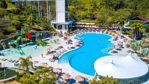 Fazzenda Park anuncia maior piscina aquecida ao ar livre do sul do país