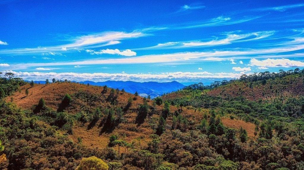 10 cidades próximas de SP para quem curte o clima de montanha