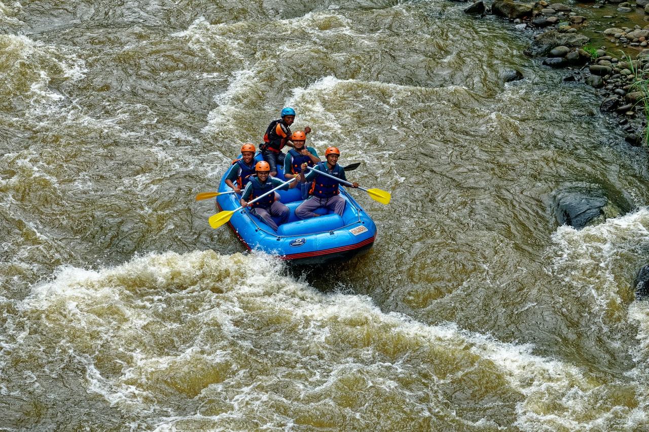 Rafting em São Paulo – confira dicas e onde fazer