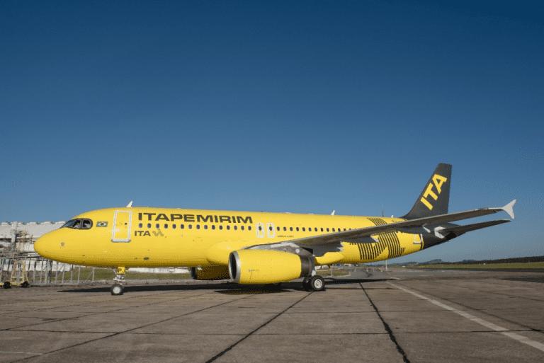 Companhia Aérea Itapemirim nova opção aérea no Brasil