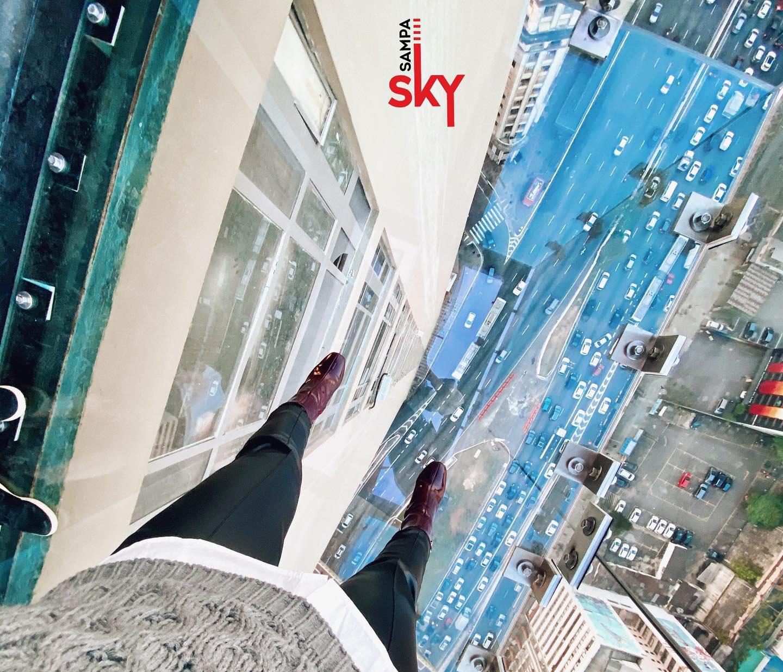 Sampa Sky – prédio mais alto do Centro de SP ganha mirante de vidro