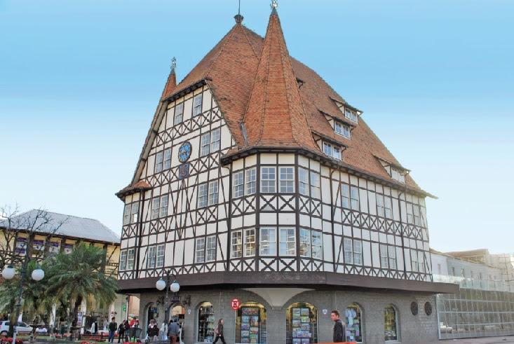 Conheça 10 patrimônios arquitetônicos para visitar e fotografar em Blumenau