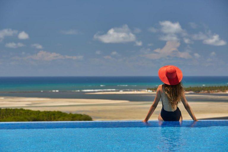 O seu verão precisa dessa hospedagem em Barra de São Miguel no Alagoas