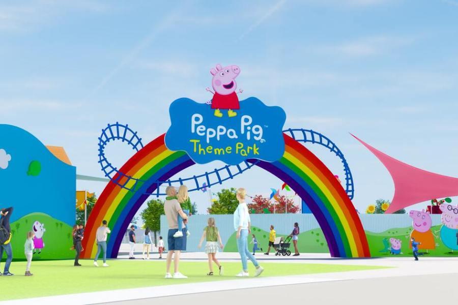 Flórida terá parque temático da Peppa Pig em 2022