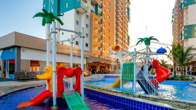 Resort com 32% de desconto na hospedagem para setembro