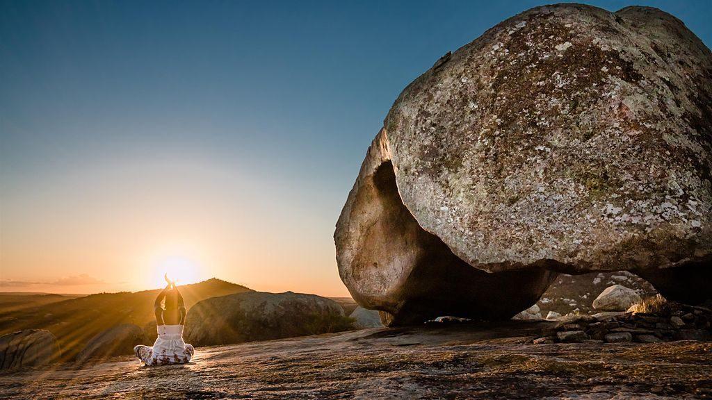 Lajedo de Pai Mateus na Paraíba, tem formações geológicas e beleza cênica única