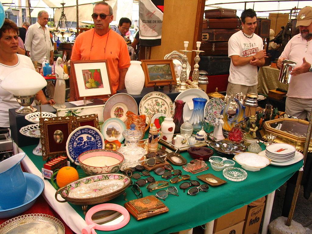 Feira Benedito Calixto: arte, cultura e lazer em SP