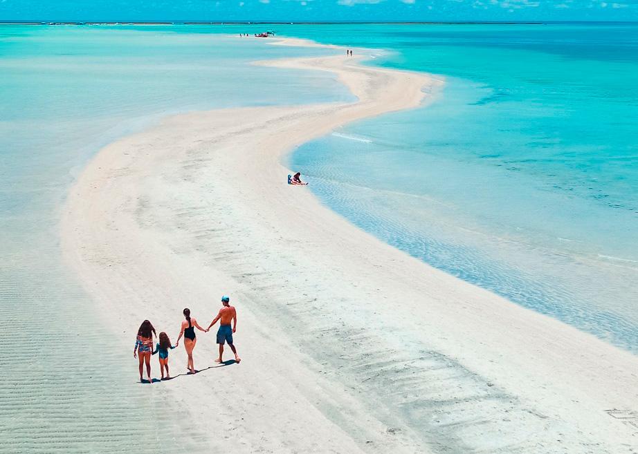Maldivas que nada! Conheça o Caminho de Moisés no Alagoas