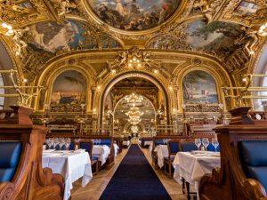 Le Train Bleu: o restaurante sofisticado de Paris que até Napoleão frequentou!