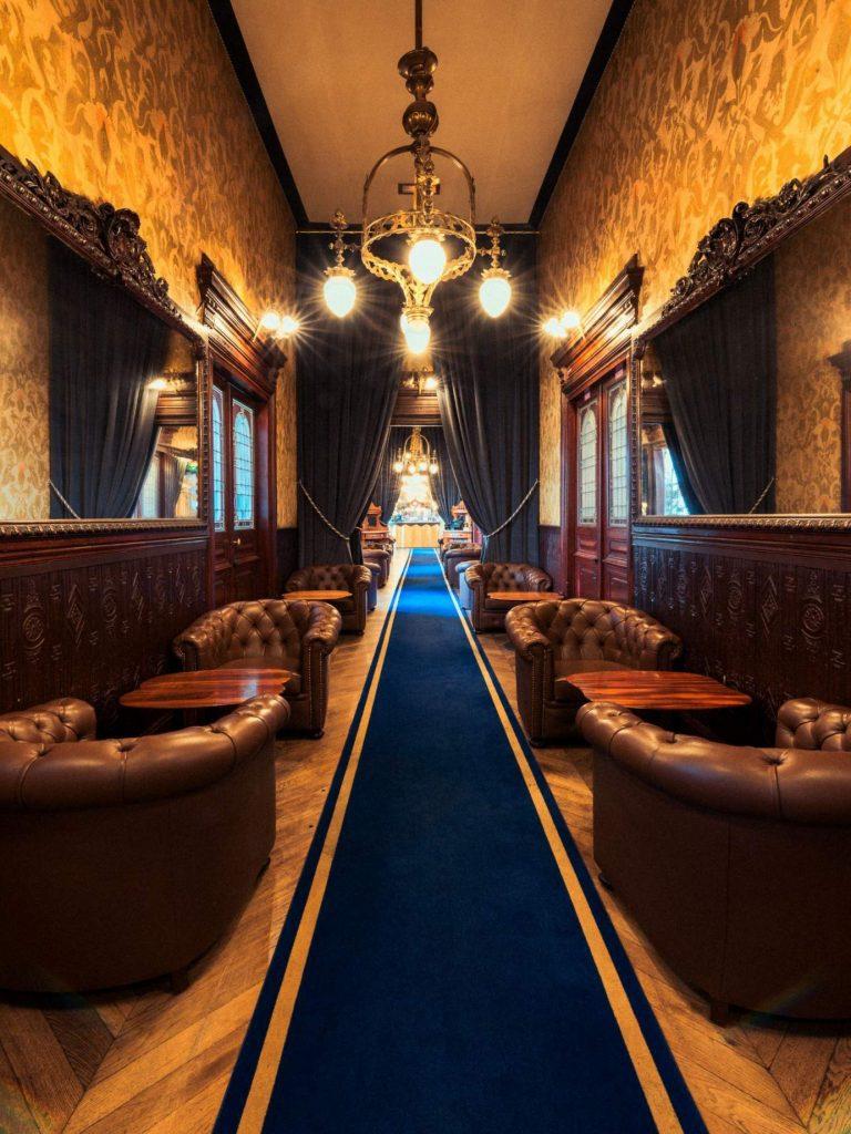 Bar de restaurante em Paris