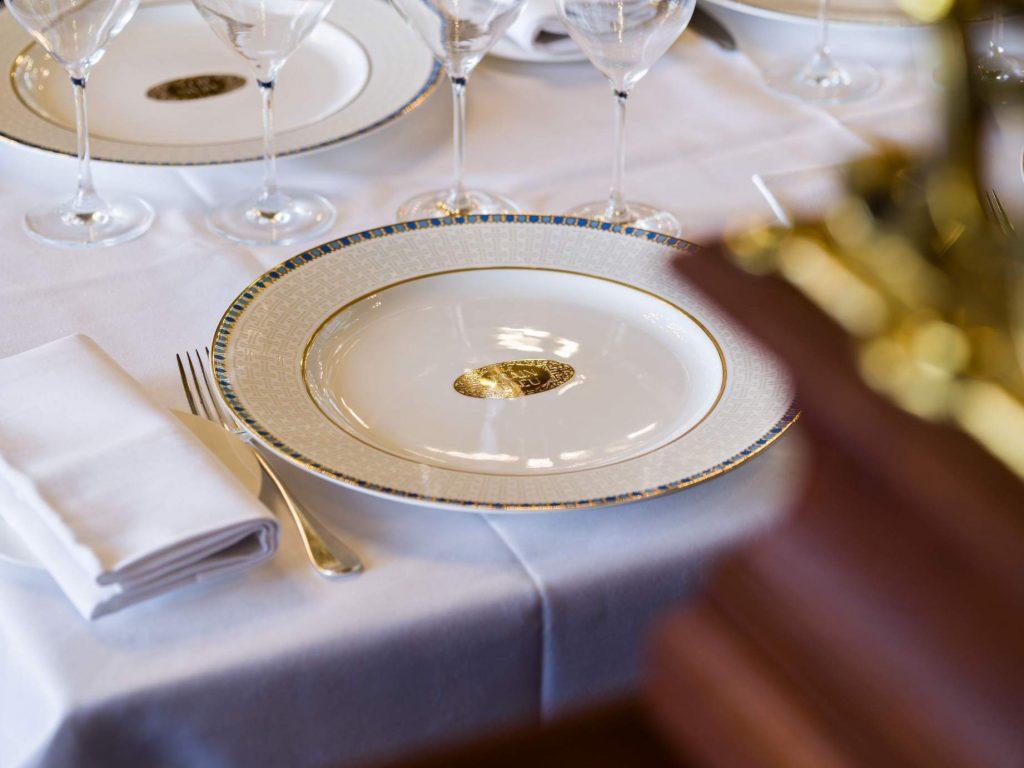 Louça restaurante França