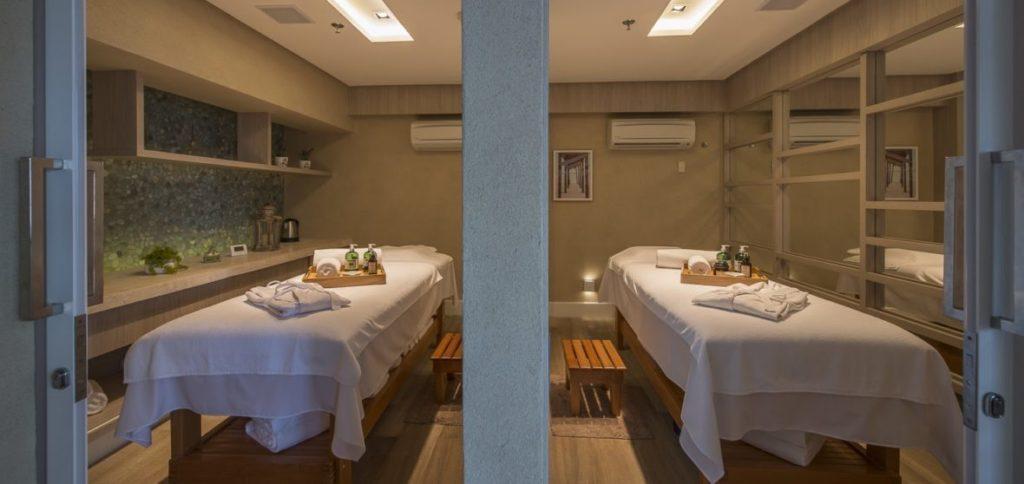 Gran Spa L'Occitane no hotel Gran Marquise/Foto:Divulgação Hotel Gran Marquise