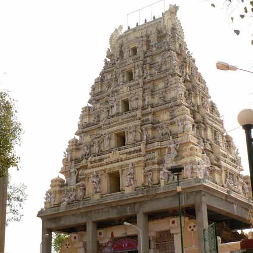 Dodda Ganeshana Gudi  (Templo do Touro)