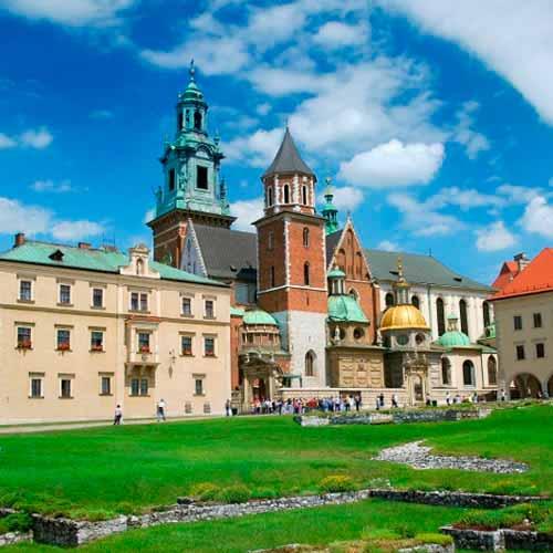 Salões do Castelo de Wawel