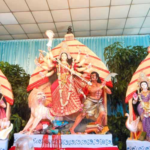 Templo Dhakeshwari