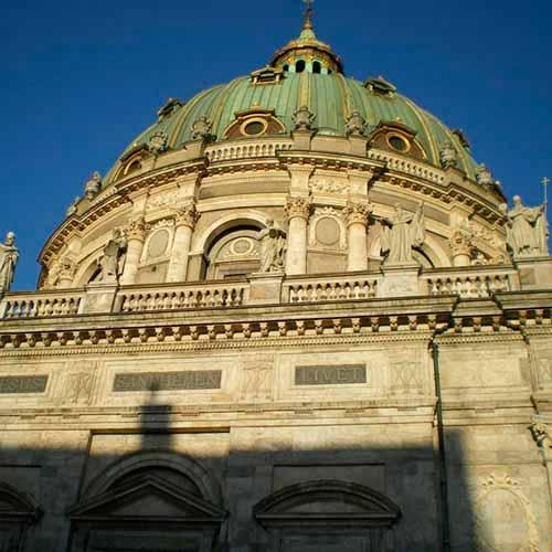 Visita ao Domo Igreja Frederik