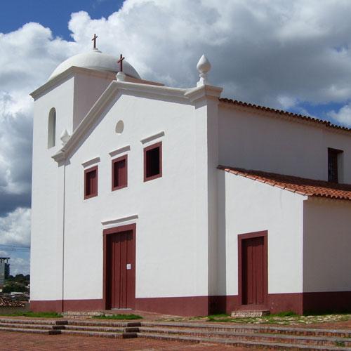 Igreja N S do Rosário e São Benedito