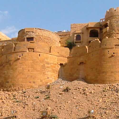 Forte de Jaisalmer