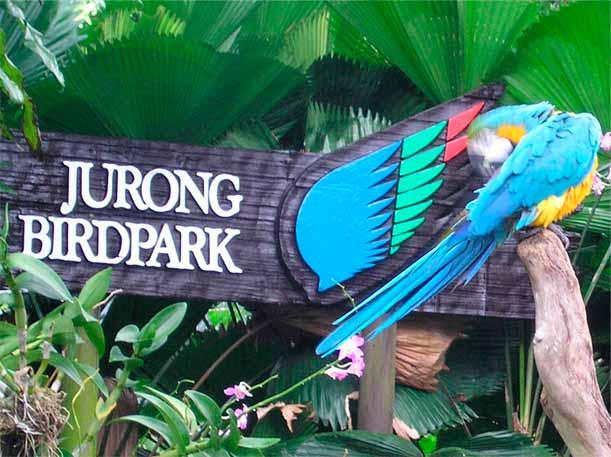 Parque de Aves Jurong