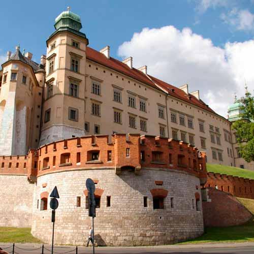 Apartamentos reais do Castelo de Wawel