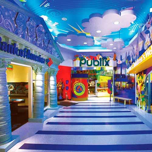 Museu para crianças