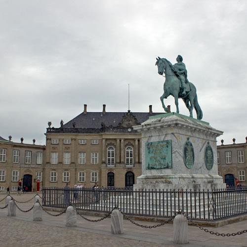 Museu Amalienborg