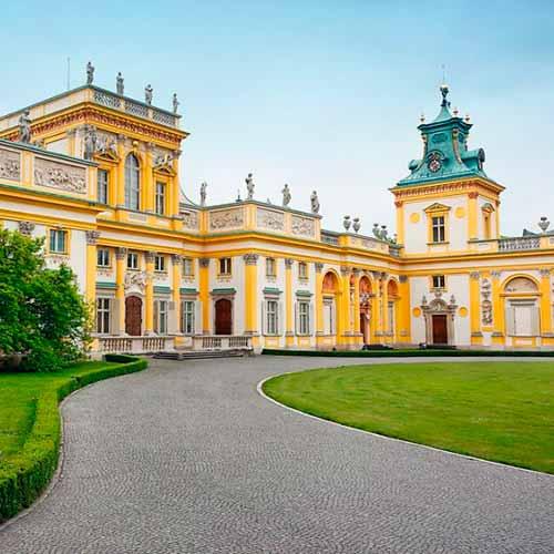 Museu Palácio Wilanów