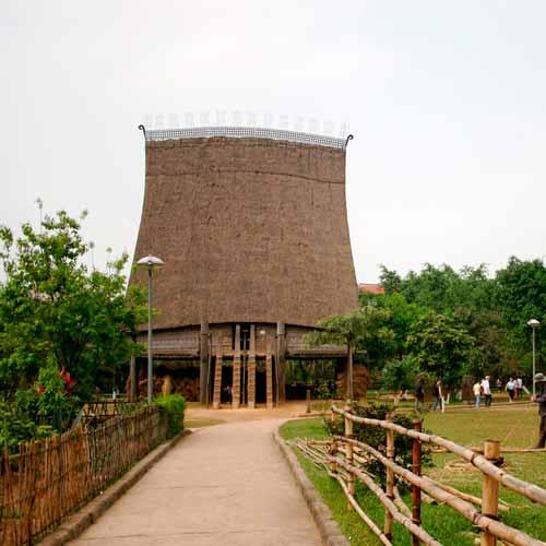 Museu de Etnologia do Vietnã