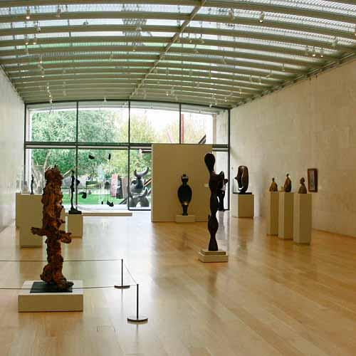 Centro de Escultura Nasher