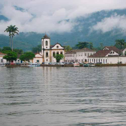 Monumento Histórico Nacional de Paraty