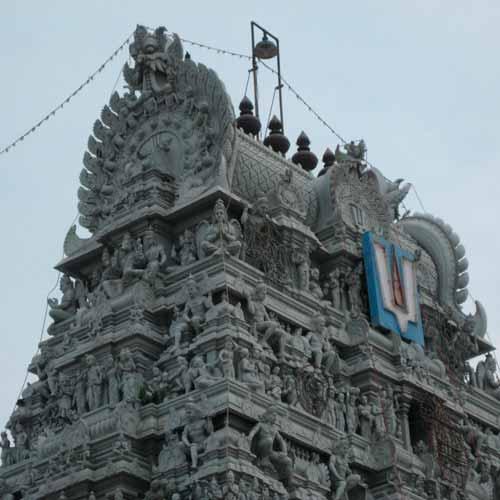 Templo Sri Parthasarathy