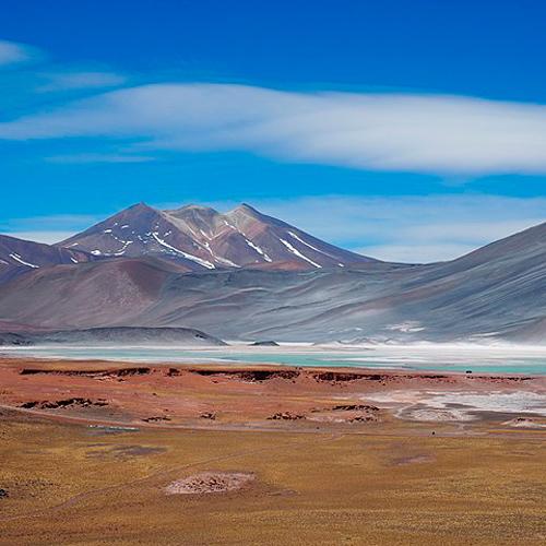 Lagunas Altiplánicas e Mirante Piedras Rojas