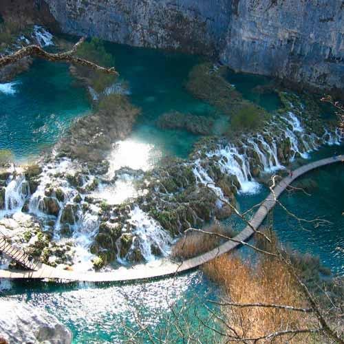 Tour para lagos Plitvice