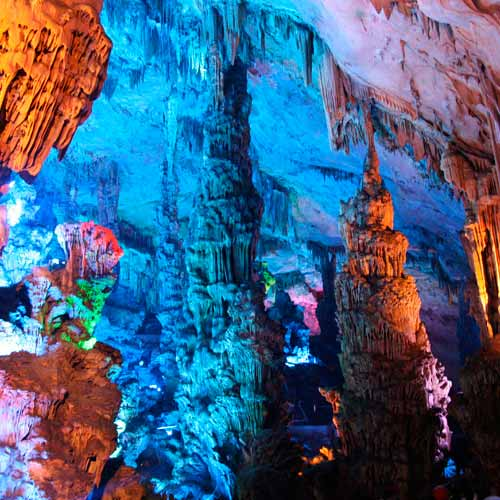 Caverna Reed