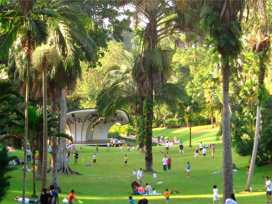 Orquidário (Jardim botânico de Singapura)