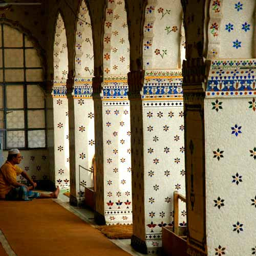 Tara Masjid (Mesquita da estrela)