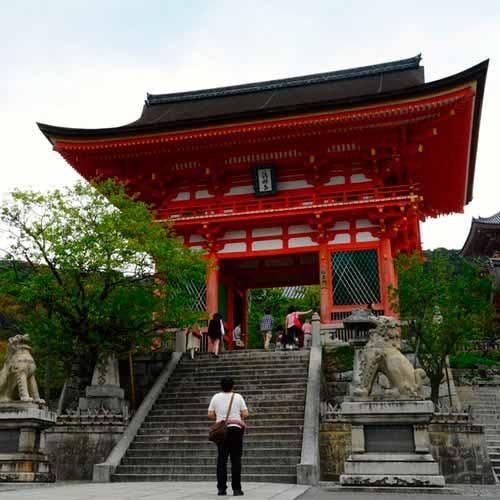 Templo Kiyomizu-dera