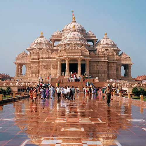 Templo de Akshardham