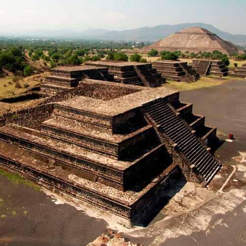 Tour para Teotihuacan
